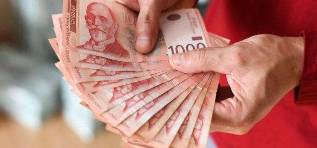 Neto zarada ne sme da bude ispod 42.000 dinara